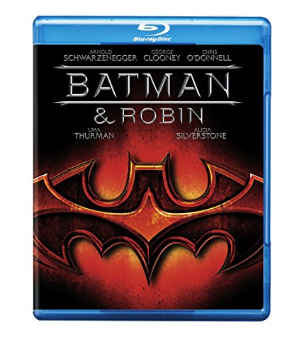 Blu-ray : Batman and Robin (Blu-ray)