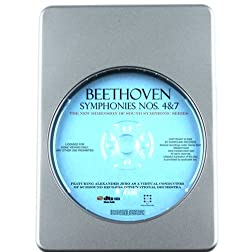 Heroic Beethoven Symphonies No.4&7 - 7.1 DTS-HD 3D Sound Blu-ray Audio Signature Series