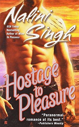 Image of Hostage to Pleasure (Psy-Changelings, Book 5)