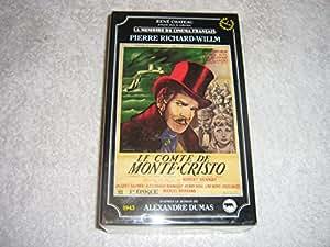 Le comte de monte cristo [VHS]