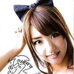 AKB48 ミニサイン色紙【高橋みなみ】