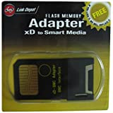 Link Depot xD Picture Card to Smart Media or SMC Adapter (ADT-XD)