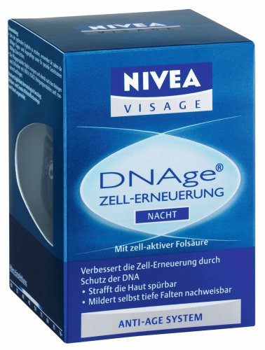 Nivea 84787 DNAge Nachtpflege