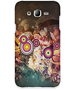 Hugo Samsung Galaxy On5 Back Cover Hard Case Printed