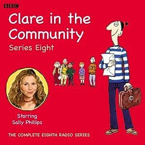Clare in the Community, Series 8 Radio/TV Program