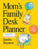 Moms Family 2015 Desk Planner
