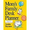 Mom's Family 2015 Desk Planner