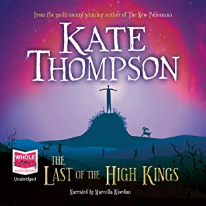 The Last of the High Kings Audiobook