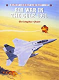 Air War in the Gulf 1991 (Osprey Combat Aircraft) David Donald