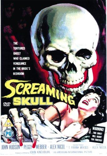The Screaming Skull [Edizione: Regno Unito]