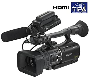 HVR-V1E - Camcorder - High Definition