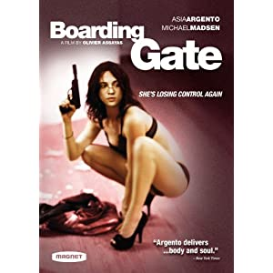 Boarding Gate affiche
