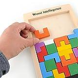Demiawaking 流行っているゲーム テトリス ブロック パズル 子供知恵おもちゃ