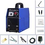 SUNCHI ZX7-200 220V 200AMP Welding Machine DC Inverter MMA ARC Welder Kit Equipment … (Welder With accessories)