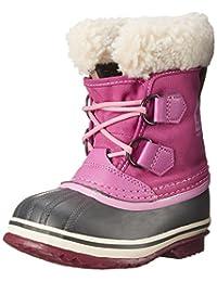 Sorel Yoot Pac Nylon V B Cold Weather Boot (Toddler/Little Kid/Big Kid)