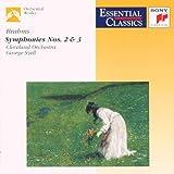 Brahms : Symphonies n° 2 et n° 3
