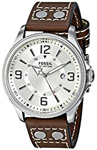 Fossil Men's FS4936 Analog Display Analog Quartz Brown Watch