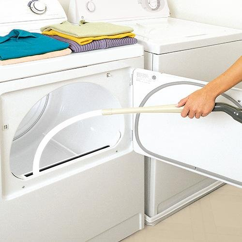 Dryer Vent Vacuum Cleaner Attachment