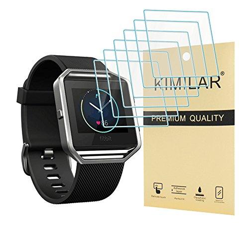fitbit-blaze-temperato-vetro-screen-protector-kimilar-premium-hd-clear-pellicola-ultra-alta-definizi