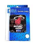 NBA Basketball Miami Heat Playing Cards