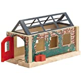 Learning Curve Thomas and Friends Wooden Railway - Useful Engine Shed
