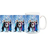 Frozen Disney Cast Mug Frozen Disney Cast