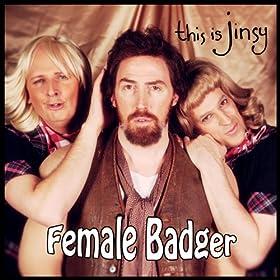 Female Badger (feat. Rob Brydon)