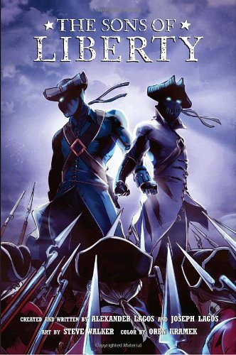 THE SONS OF LIBERTY Book One