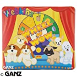 Webkinz Spin the Wheel of Wow Mouse Pad