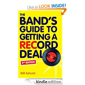 The Band's Guide To Getting A Record Deal (Second Edition) (Piano Solo)