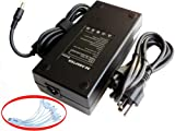 iTEKIRO 180W Laptop Charger AC Adapter for MSI GT70 0NSR-008US GT780 GT780D GT780DX GT780DX-215US GT780DX-263US GT780DX-406US GT780DXR GT780DXR-095US GT780DXR-096US GT780DXR-099US GT780DXR-200US GT780DXR-278US GT780DXR-279US GT780DXR-405US GT780DXR-446US 