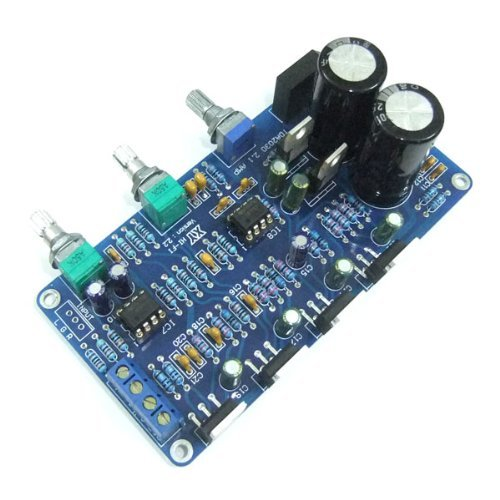 Tda2030A 2.1 Digital Stereo Power Amp Kits 2 Channel Subwoofer Audio Amplifier Circuit Board For Diy