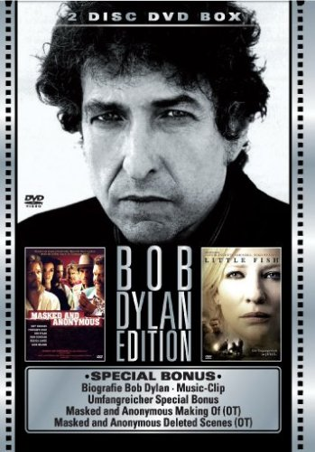 Bob Dylan Box - Masked and Anonymous + Little Fish (2 DVDs)