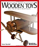 img - for Great Book of Wooden Toys: More Than 50 Easy-To-Build Projects (American Woodworker) book / textbook / text book