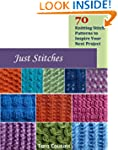 Just Stitches: 70 Knitting Stitch Pat...