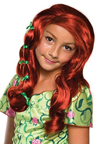 Rubie's Costume Girls DC Super Hero Poison Ivy Wig