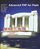 img - for Advanced PHP for Flash by Steven Webster (2002-09-01) book / textbook / text book