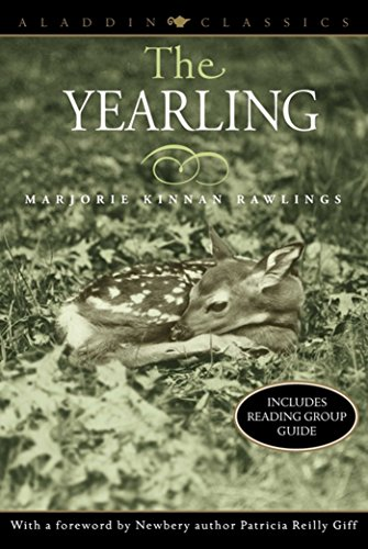 The Yearling (Aladdin Classics) front-667483