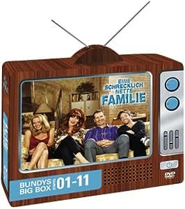 Eine schrecklich nette Familie - Bundys Big Box, Staffel 01-11 [34 DVDs]