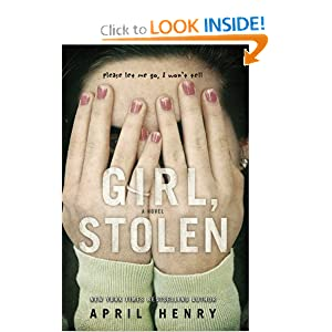 Girl, Stolen (Christy Ottaviano Books)