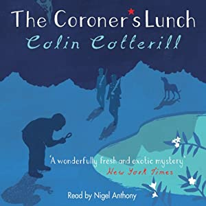 The Coroner's Lunch Hörbuch