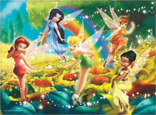 Disney Fairies 100pc Puzzle