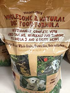 Trader Joe S Dry Dog Food