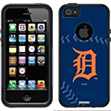 Detroit Tigers – stitch design on a Black OtterBox® Commuter Series® Case for iPhone 5s / 5 Reviews