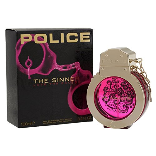 Police, The Sinner, Eau de Toilette da donna, 100 ml