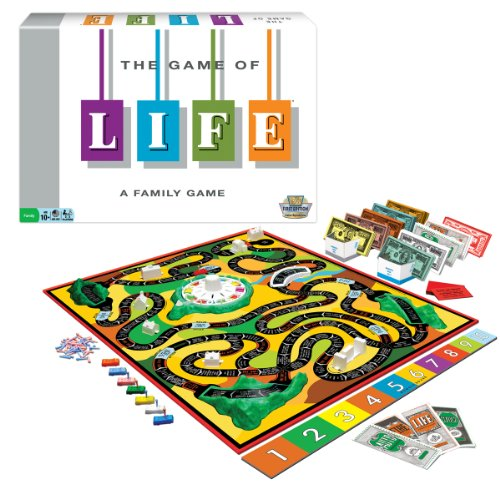51Efbsm9ntL Buy  The Game of Life