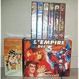 L'empire des cinq coffret [VHS]