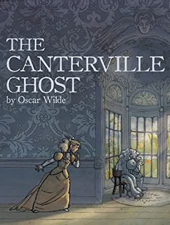 THE CANTERVILLE GHOST (non illustrated) - Kindle edition