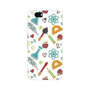 Huawei Nexus 6P Cover, Premium Quality Designer Printed 3D Lightweight Slim Matte Finish Hard Case Back Cover for Huawei Nexus 6P-Giftroom-393