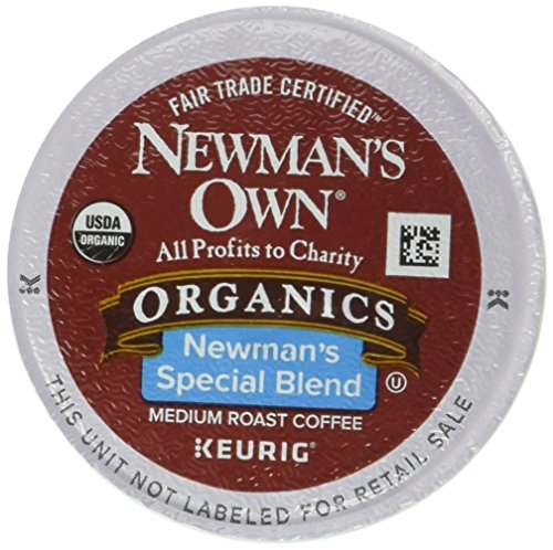 Newman's Own Special Extra Bold Blend Coffee K-Cups, Medium Roast, 100 Count (K Cups Coffee Newmans Own compare prices)